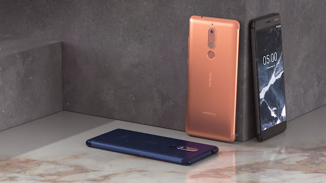 New Nokia Smartphones announced for India, Pricing is too high for the Specs they offer
