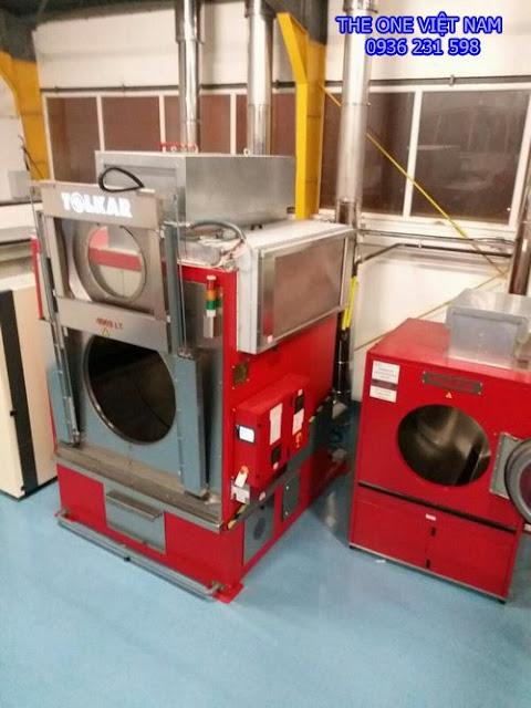 Máy sấy công nghiệp tolkar cho tiệm giặt
