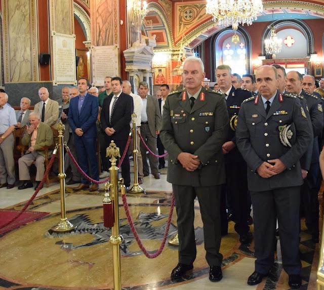 Εορτασμός «Ημέρας τιμής των Αποστράτων της Ελληνικής Αστυνομίας»