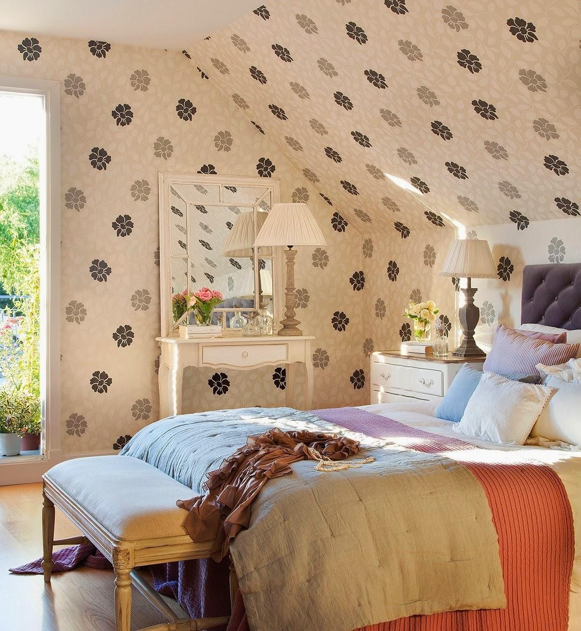 Casa de Campo com decoração rústica e jeito de 6a feira. Blog Achados de Decoração