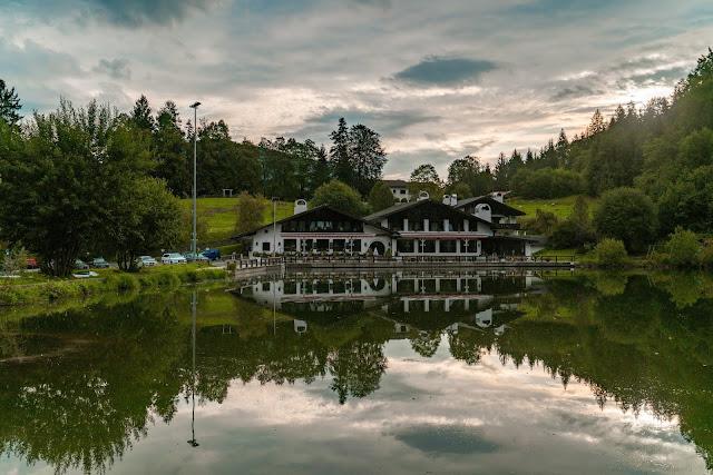 Entdeckungstouren Wasser Aulealm - Riessersee Runde + Die kleine Wank-Runde | Wandern Garmisch-Partenkirchen 05