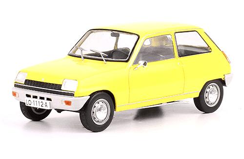 Renault 5 coches inolvidables salvat