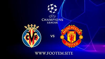 Manchester United vs Villarreal
