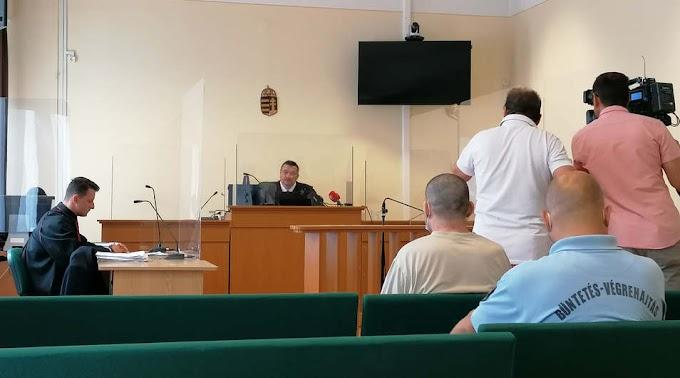 Életfogytiglani fegyházbüntetésre ítélték a makói kettős gyilkost