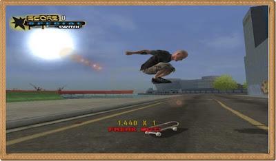Tony Hawk's Underground 2 PC Games Gameplay