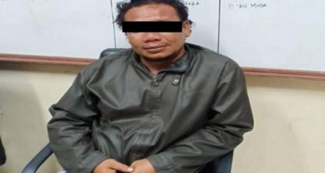Eks Polisi Penusuk Ustaz di Aceh Selalu Bungkam soal Motif
