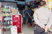 Binmas Polres Enrekang Pantau Sembako di Kelurahan Juppandang