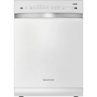 Lava-louças Brastemp 14 Serviços BLF14 Branco - 110v