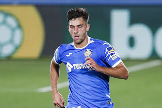 Real Madrid has officially completed the signing of Getafe striker on loan