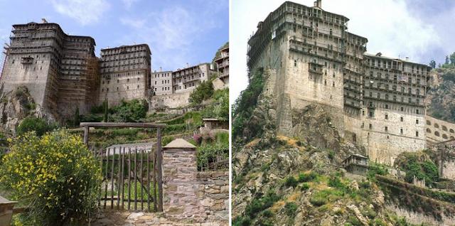 Η πρώτη «πολυκατοικία» του κόσμου χτίστηκε στην Ελλάδα, είναι 12 ορόφων και ξεκίνησε να χτίζεται το 1257 μ.Χ.! 2018-04-15_120037