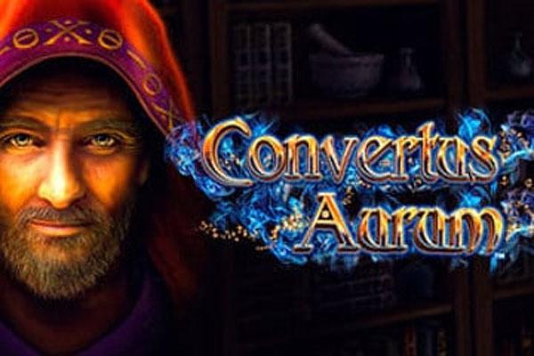 Main Gratis Slot Convertus Aurum (Blueprint Gaming)