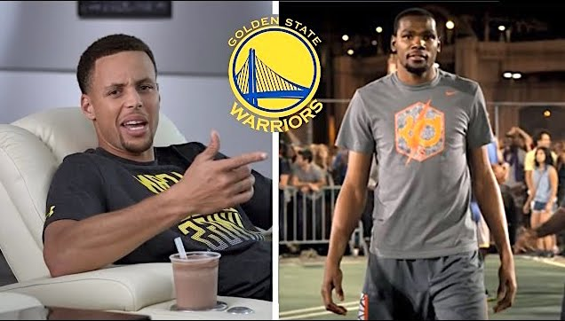 Best Golden State Warriors Commercials