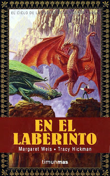 MARGARET WEISS & TRACY HICKMAN - En el laberinto