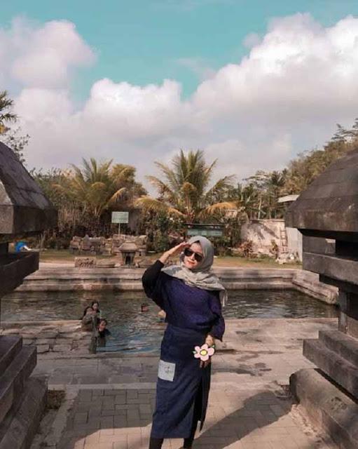 Candi Umbul Magelang Jawa Tengah