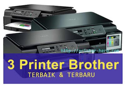 Printer Brother Terbaik dan terbaru