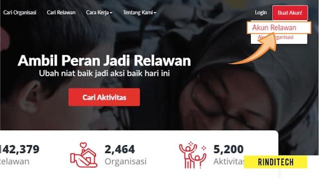 Cara Daftar Menjadi Relawan Menghadapi COVID-19 di Jawa Barat