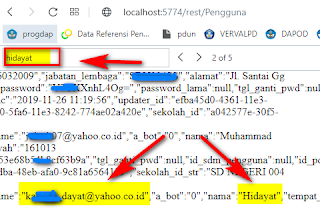 lupa password akun GTK info GTK