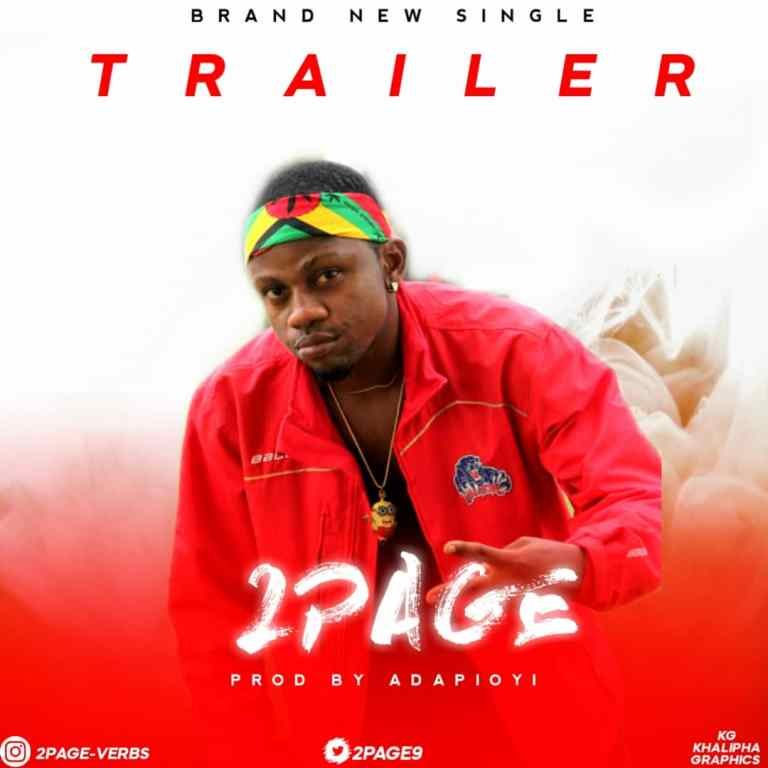 [Music] 2page – trailer #Arewapublisize