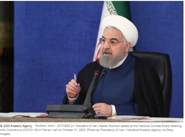 Iran urges next US administration to learn from sanctions