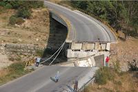 Κατέρρευσε η γέφυρα του ποταμού Κομψάτου στην Ξάνθη ➤➕〝📷ΦΩΤΟ〞