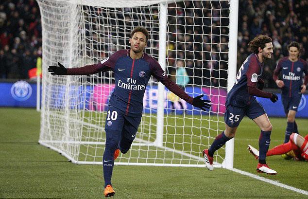 Neymar ingin kembali bergabung dengan Barcelona