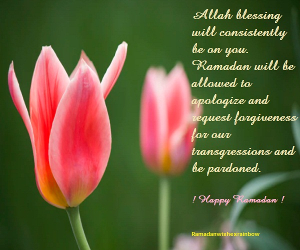 Ramadan Blessing Greeting 5