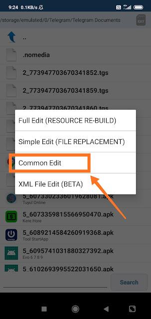 Cara mengganti package name admob dengan apk editor pro