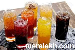 Cold Drink पीने के फायदे और नुकसान