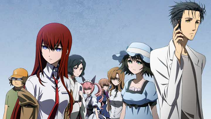 Anime Like Steins Gate