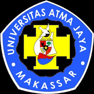 gambar Lambang Universitas Atma Jaya Makasar / catatan adi