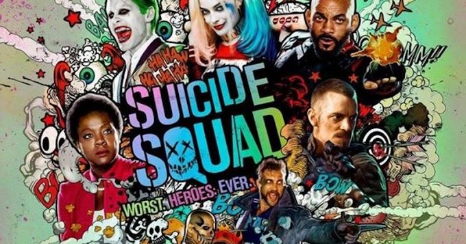ESCUADRÓN SUICIDA-SUICIDE SQUAD 2016 HD ONLINE