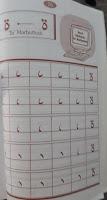 Pelajaran Menulis Khoth Arab Naskhi
