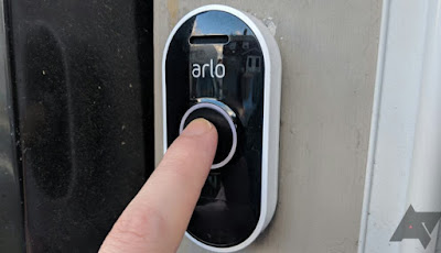 Arlo Audio Doorbell Smart Buy Online At Amazon
