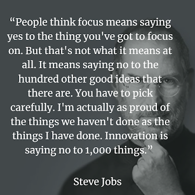 Top Inspirational Steve Jobs Quotes