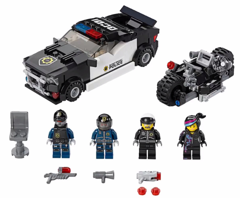 The Brickverse Theme Guide The Lego Movie 2015