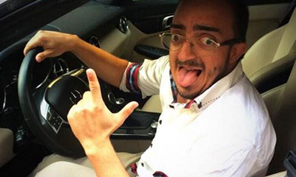 El tío más feo del mundo ligando: el alumno de Álvaro Reyes