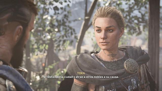 Toka Análisis de Assassin's Creed Valhalla El asedio de París para PlayStation 4