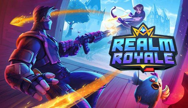 Realm Royale - Ένα δωρεάν battle royale παιχνίδι για όσους βαρέθηκαν το Fortnite