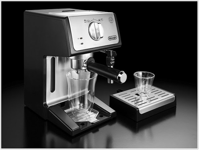 Delonghi ECP 35.31;Coffee and Cappuccino Maker In One;