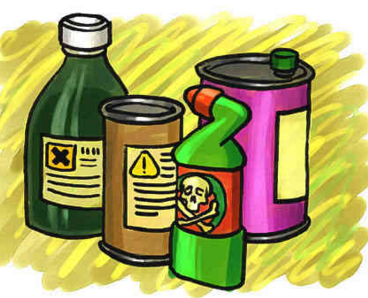 5 TIPS TO DETOX YOUR HOME FROM HARMFUL CHEMICALS