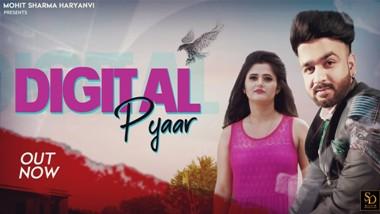 Digital Pyar Lyrics - Mohit Sharma