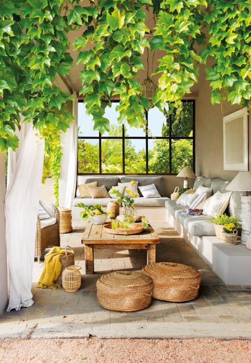 Blog decoraci n chic and deco ideas e inspiraci n para for Decoracion exterior jardin contemporaneo