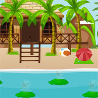 Play AvmGames Escape Surf Girl