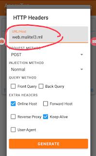 Optimiser les réseaux sociaux sur Malitel via AnonyTun