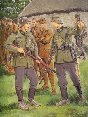 Early War German Infantry