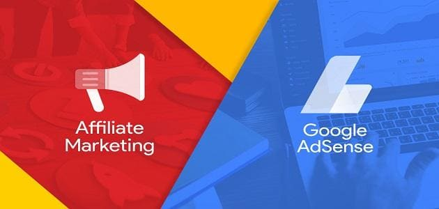 Adsense with affiliate marketing