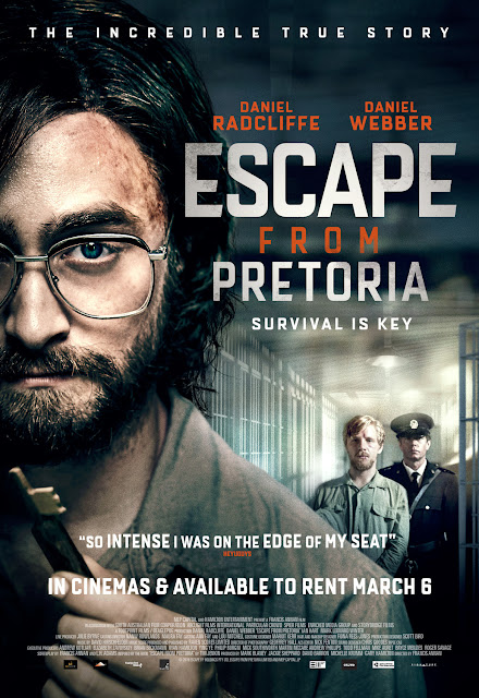 Nonton Film Escape from Pretoria (2020)