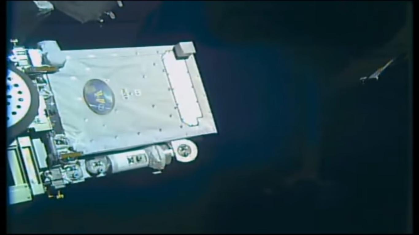 CORTE TRANSMISION NASA CONSPIRACION
