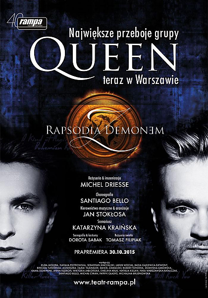 """Wampiry śpiewają Queen, czyli """"Rapsodia z demonem"""" w Rampie"""