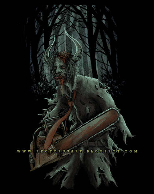 Chainsaw Zombie [ FOR SALE ]